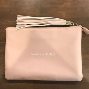 Olivia + Joy Bride Bachelorette Clutch